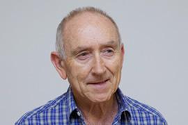 Ron Bradock : Treasurer